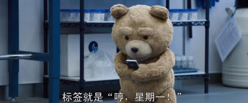 泰迪熊2.Ted2.2015.HD720P.X264.AAC.English.CHS.MP4 百度云