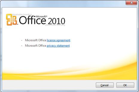 Microsoft Office 2010 官方简体中文版